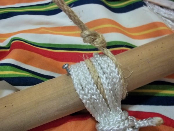 Diy hammock swing tutorial 21