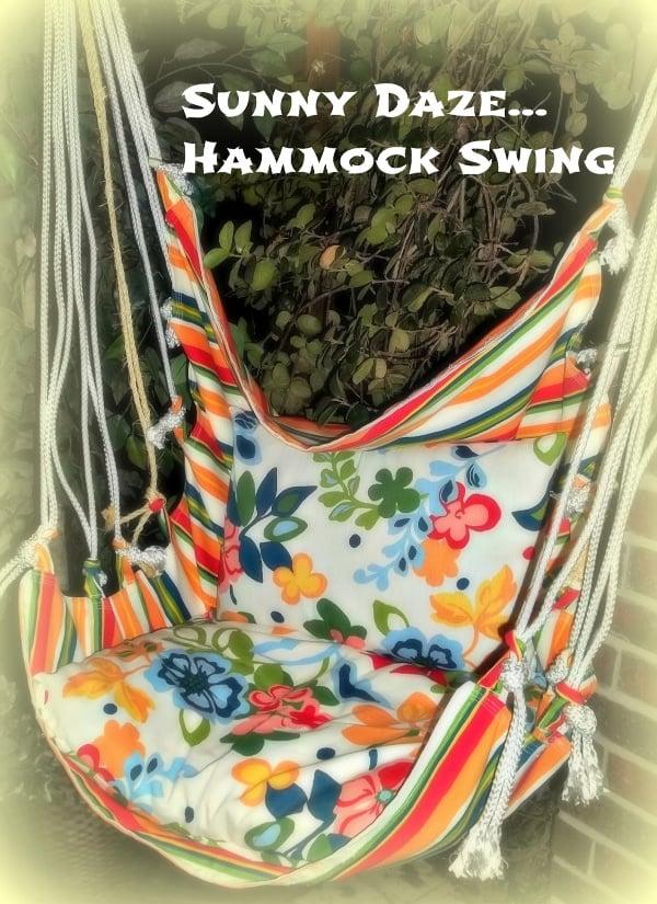 Hammock swing tutorial 1