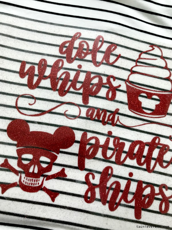 Disney t shirt dole whips and pirate ships © tauni everett 3 600