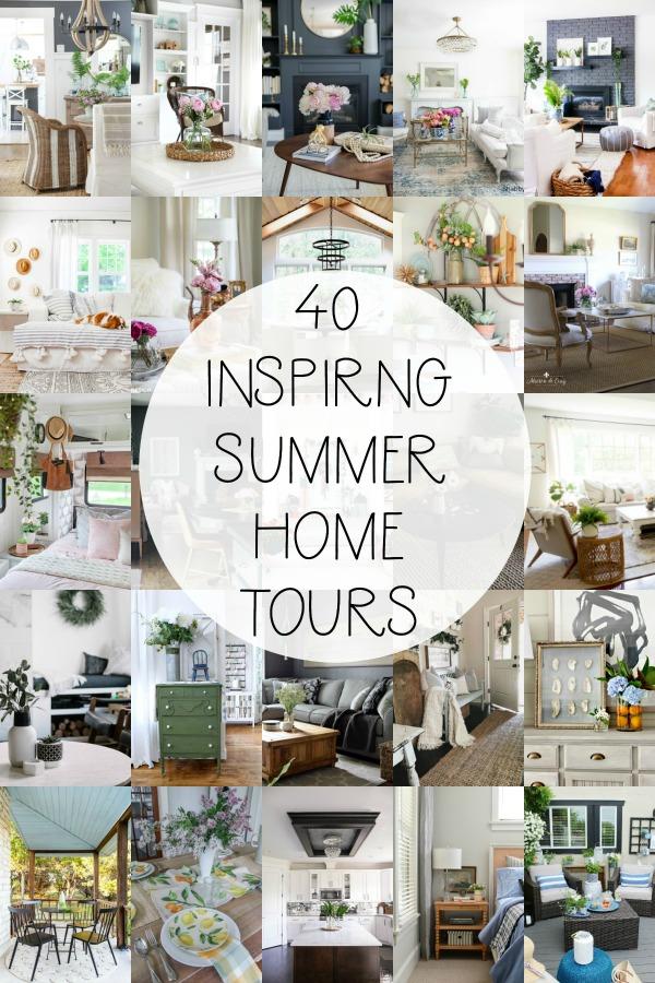 40 inspiring summer home tours seasonal simplicity home tour series