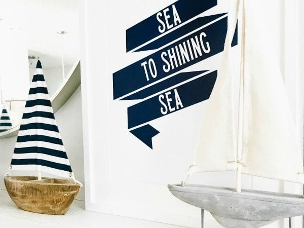 Nautical Fourth of July Printable – Free Download