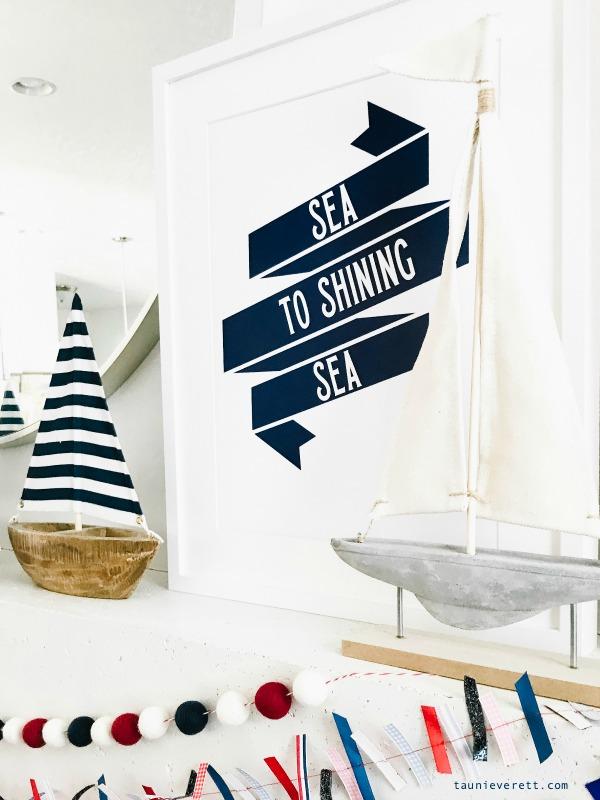 Nautical fourth of july printable © tauni everett 4 600 2