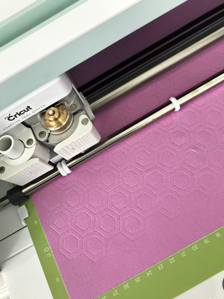 New cricut maker tools debossing blade 3