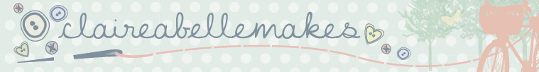 Banner claireabellemakes