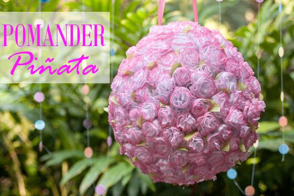 Pomander Pinata