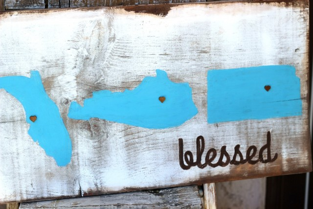 Blessed Sign 3