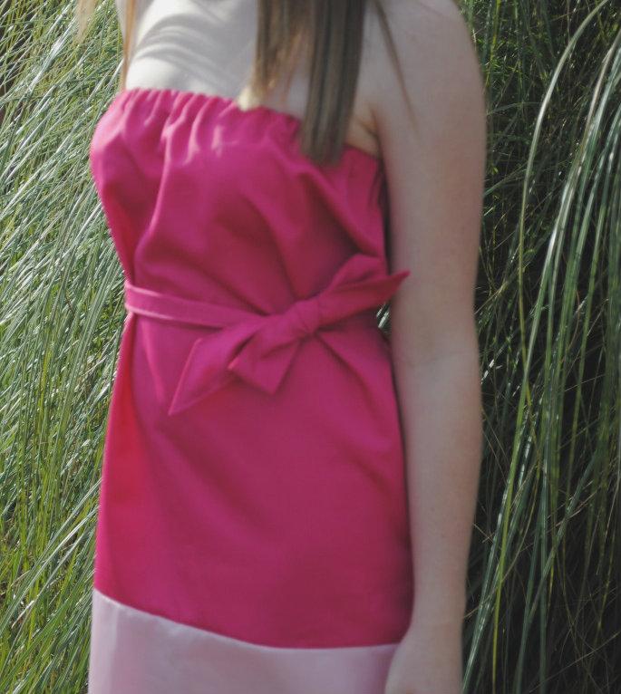 Color Block Dress - Ginger B
