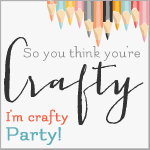Grab button for the I'm Crafty Party
