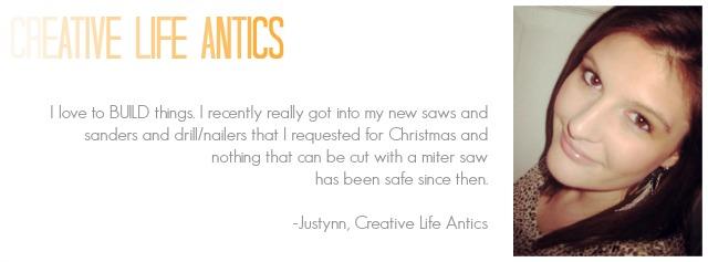 Creative Life Antics Quote