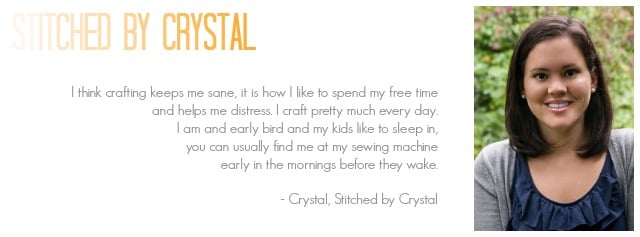 Stitched by Crystal Quote