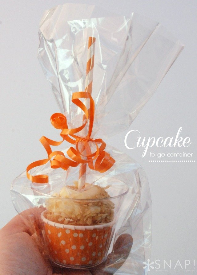 Cupcake to go Containers
