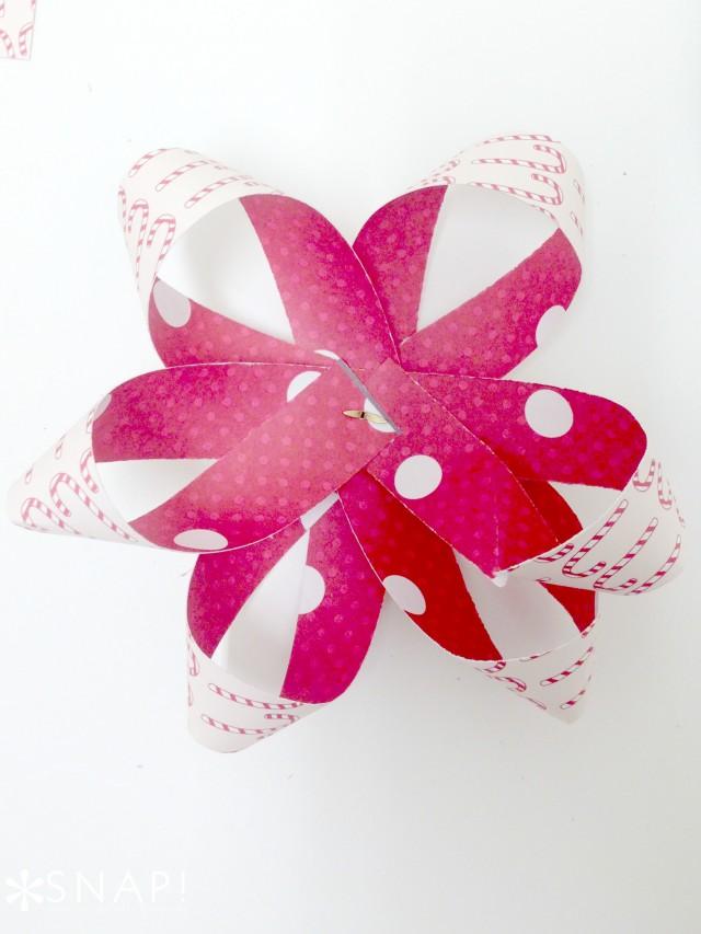 DIY Paper Bow 9
