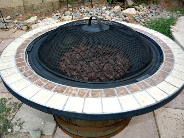 DIY Whisky Fire Pit