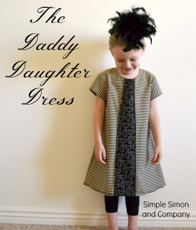 Daddy Daughter Dress