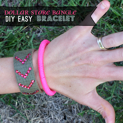 Dollar-Store-Craft-Bangle-Bracelet