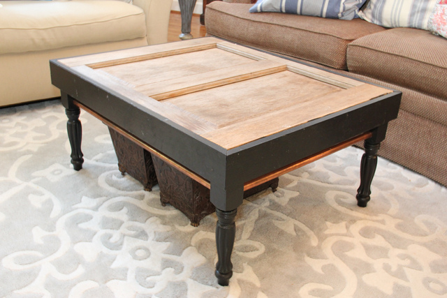 Door to Coffee Table via Unskinny Boppy