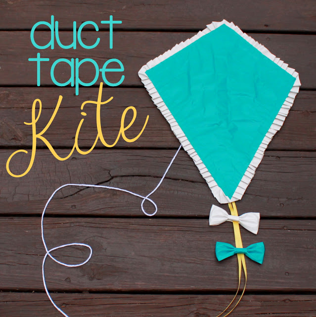 Duct Tape Kite