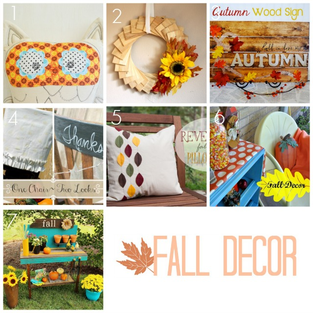 SYTYC Fall Decor Challenge
