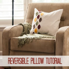 Fall Decor - Reversible Pillow Case .jpg