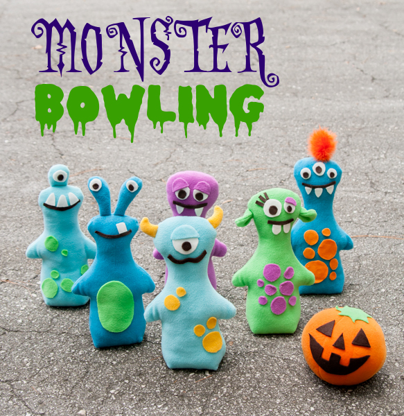 Monster Bowling
