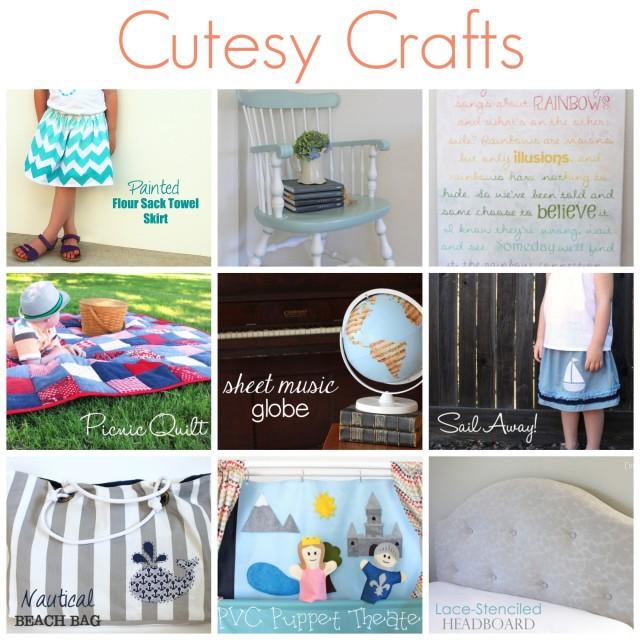 Jessica Cutesy Crafts