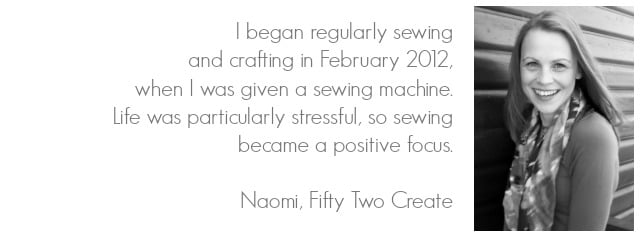 Naomi Fifty Two Create