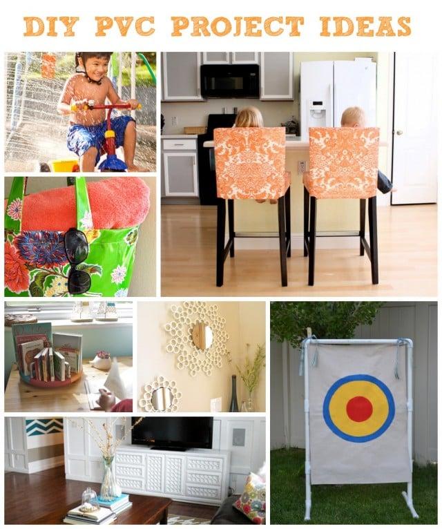 DIY PVC Project Ideas