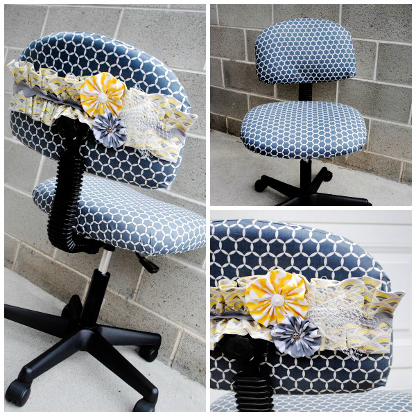 Scraps Chair Upcycle