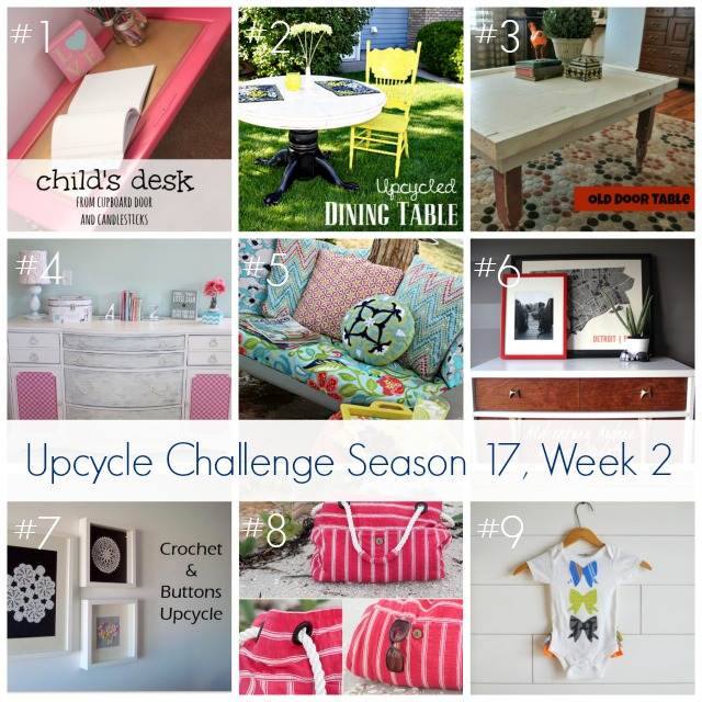 Upcycle Challenge SYTYC