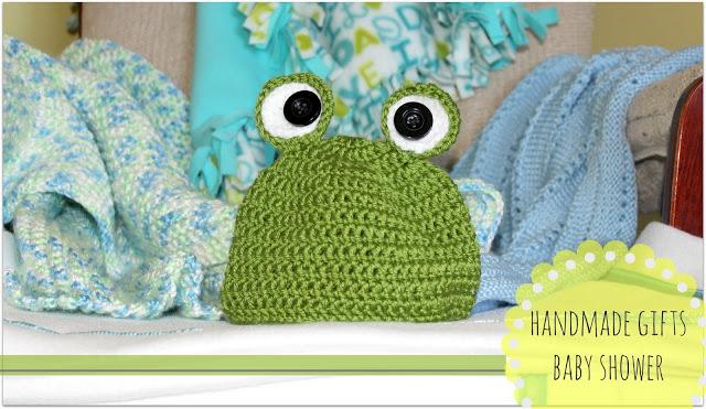 handmade gift baby shower - heidi