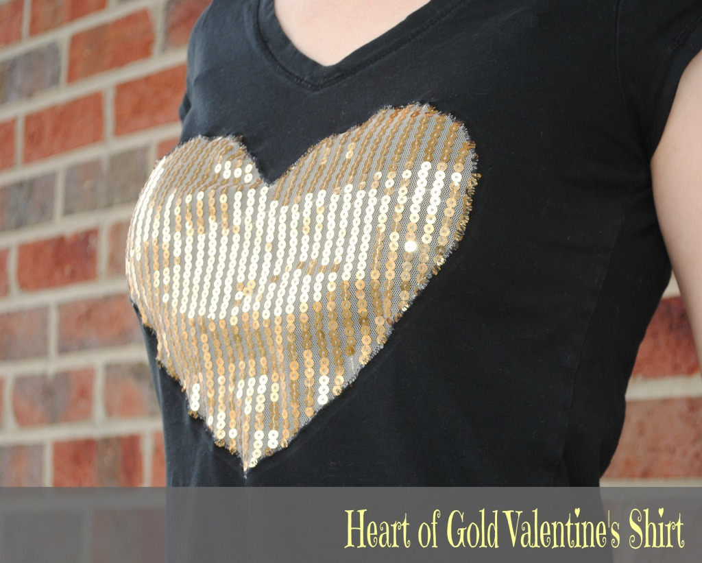 heartofgoldvalentinesshirt