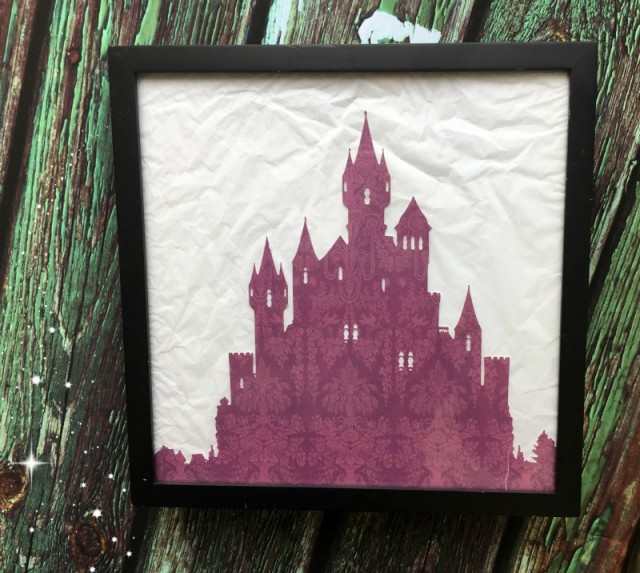 Fairy Castle Nightlight