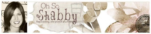 Oh So Shabby Blog