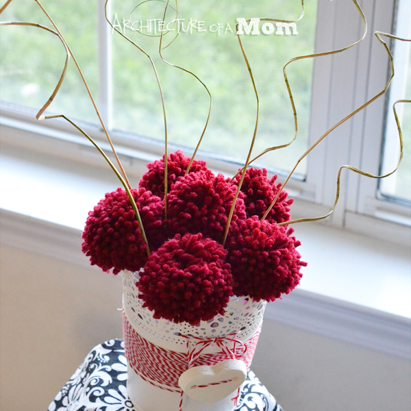 valentines-centerpiece - architecture of a mom