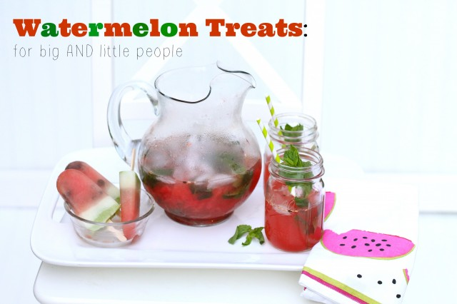 Watermelon Treats