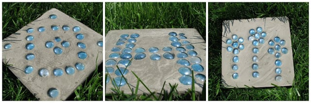 wedding stepping stones - veronica